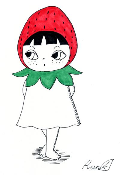 イチゴ娘001